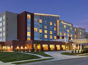 Hyatt Place Lansing/Eastwood Towne Center Exterior