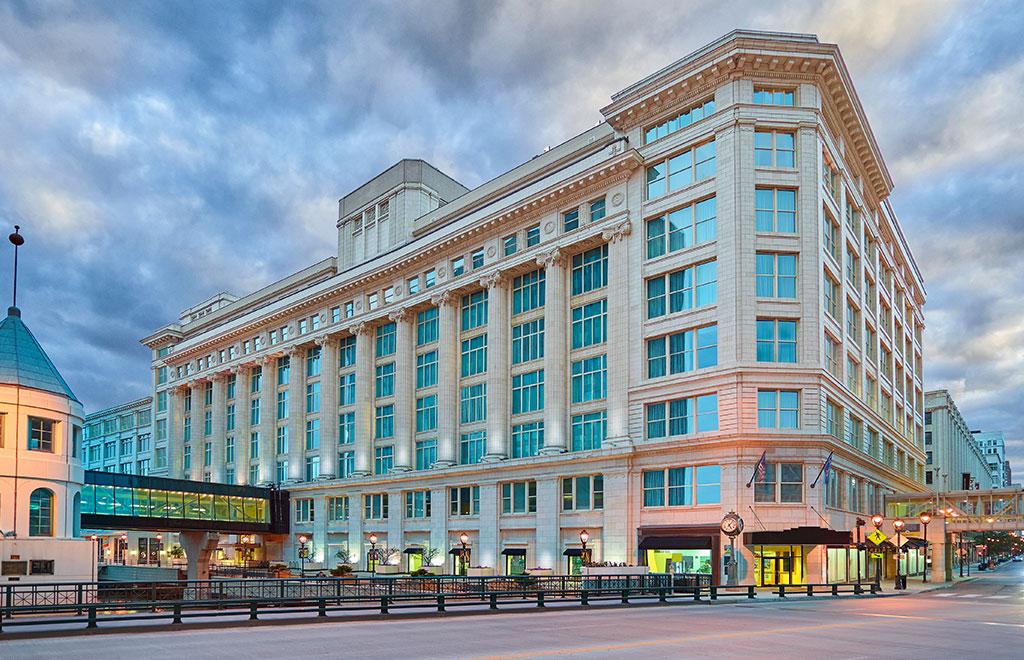 Residence Inn Milwaukee Downtown Exterior