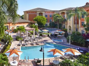Residence Inn Naples Pool