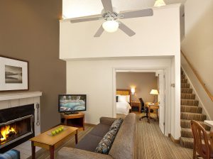 Residence Inn Portland South/Lake Oswego Penthouse Suite