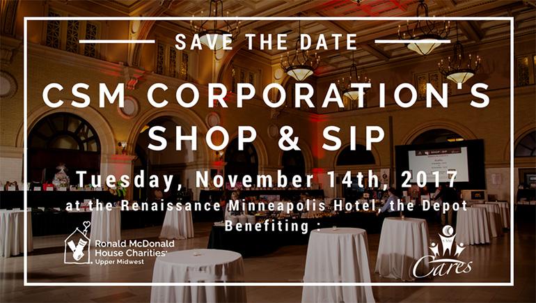 Shop & Sip 2017