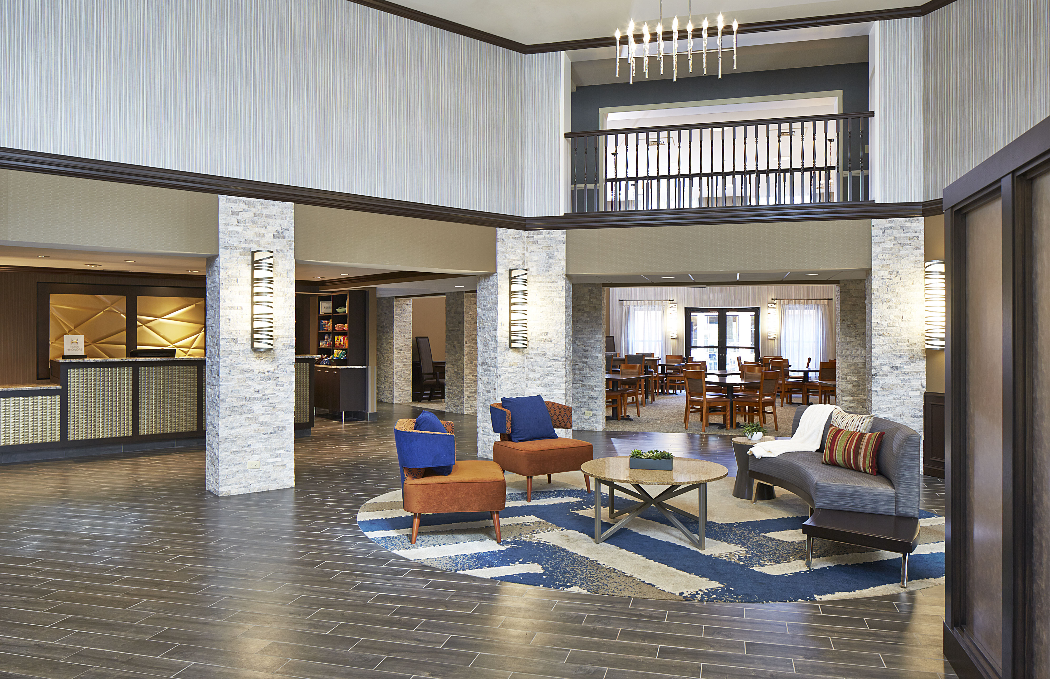Homewood Suites by Hilton Chicago-Lincolnshire Lobby