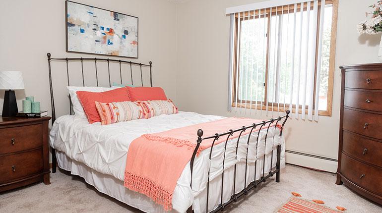 Lancaster Village Apartments - Bedroom